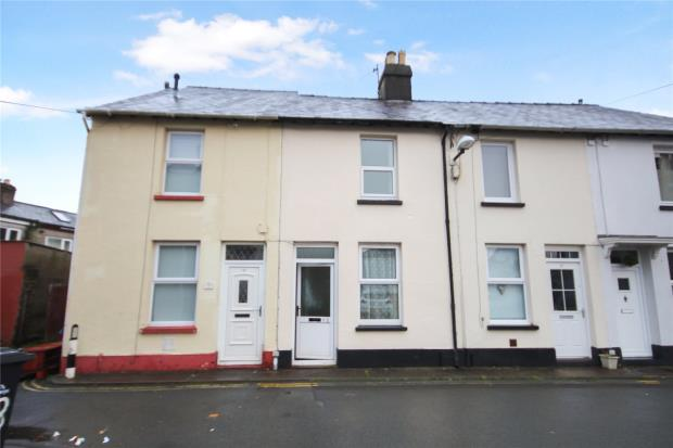 Newmarch Street, Brecon, Powys