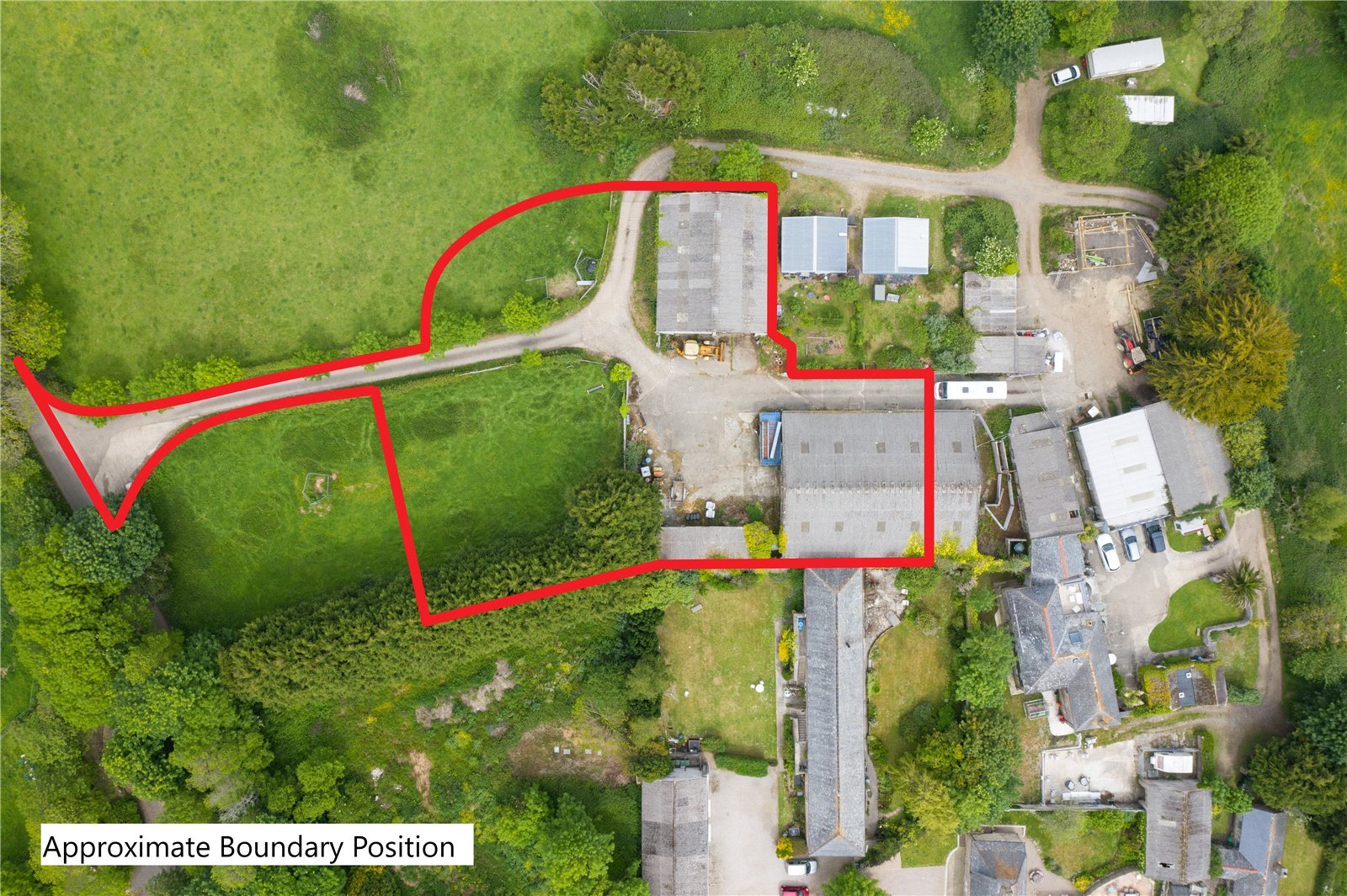 Rosevidney Barton Plot, Crowlas, Penzance, Cornwall