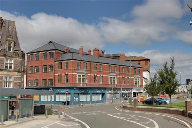 Castle View, City Centre