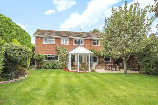 Collets Green Road, Powick, Worcester, WR2