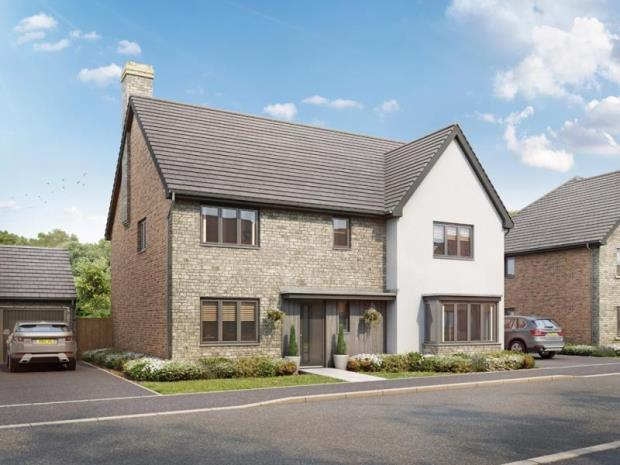 The Adderbury, Plot 154, Lakeview, Colwell Green, Witney, Oxon