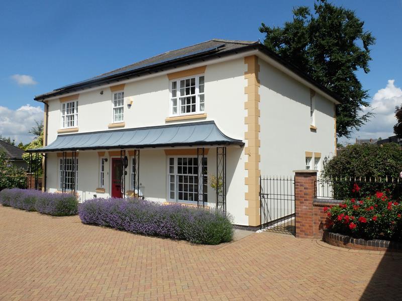 The Paddock, Ledbury
