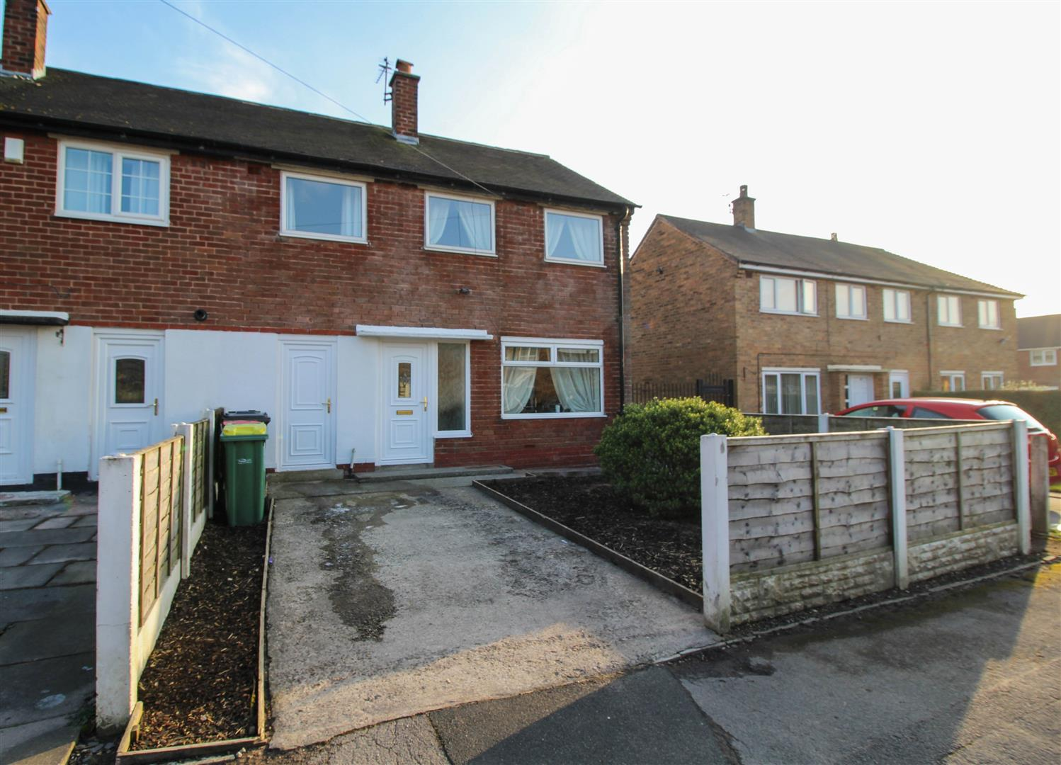 Westfield Drive, Ribbleton, Preston