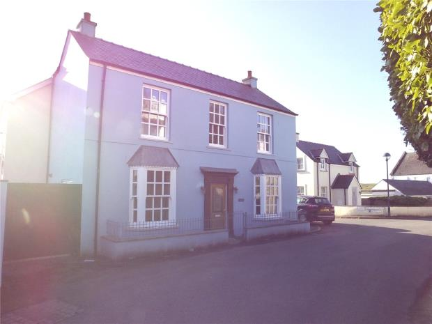 Crown Cottage, Golygfa Coron, Penally, Tenby