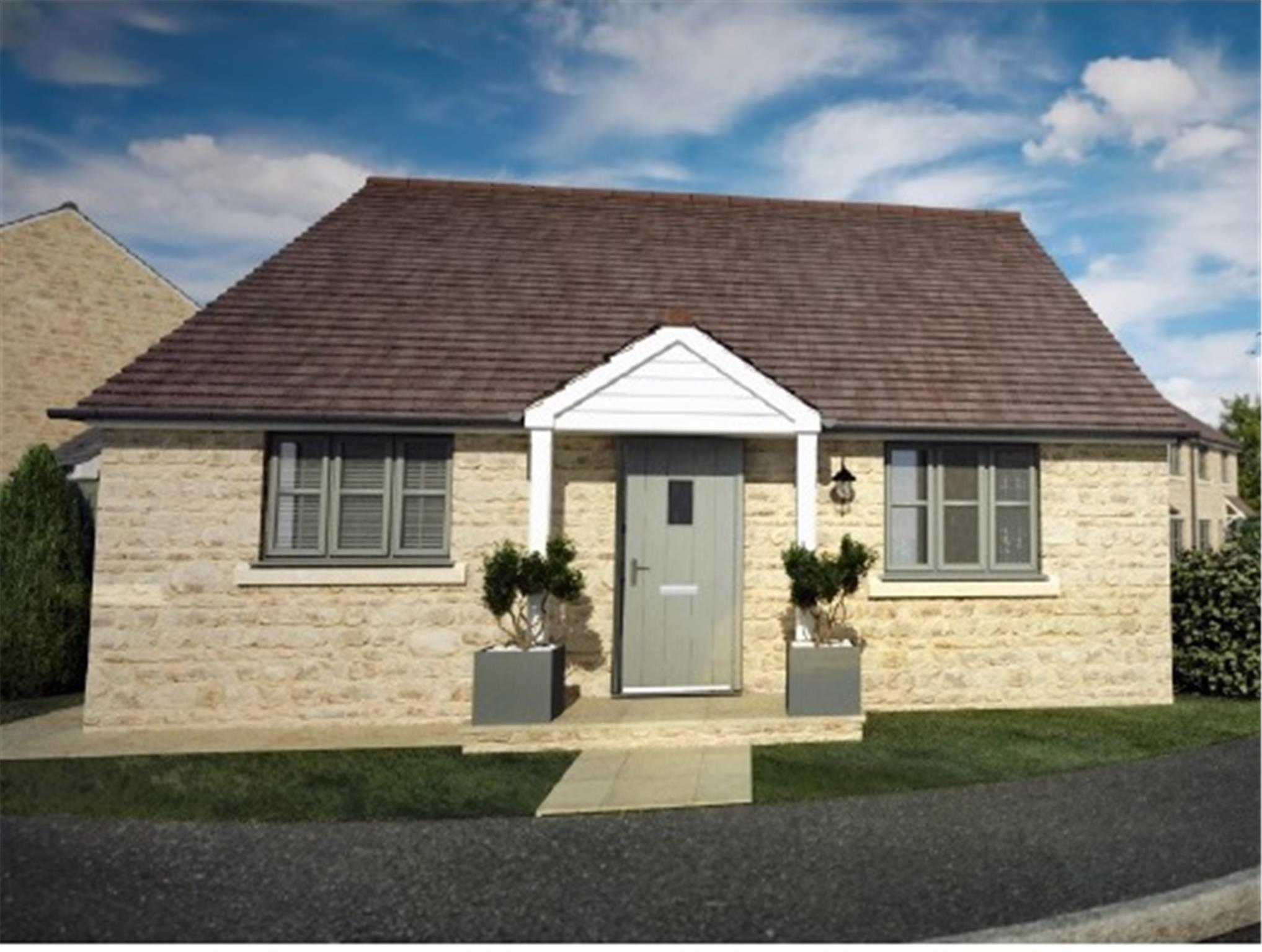 Plot 52, The Cheltenham, Blunsdon Meadow, Swindon SN25