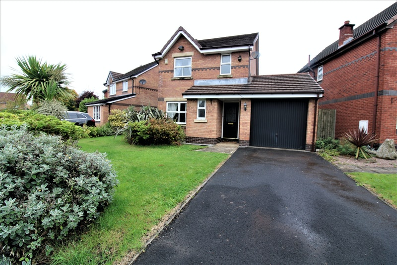 Wotton Drive, Wigan, Greater Manchester, WN4