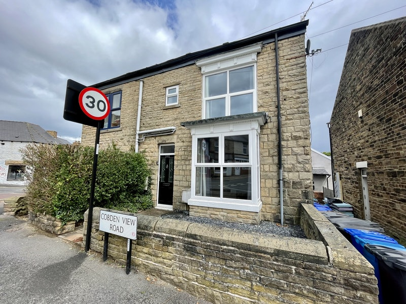 Cobden View Road, Crookes, Sheffield, South Yorkshire, S10