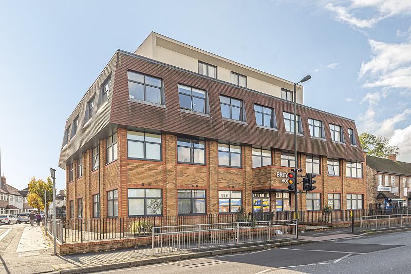 Britannic House, KT3 4NW