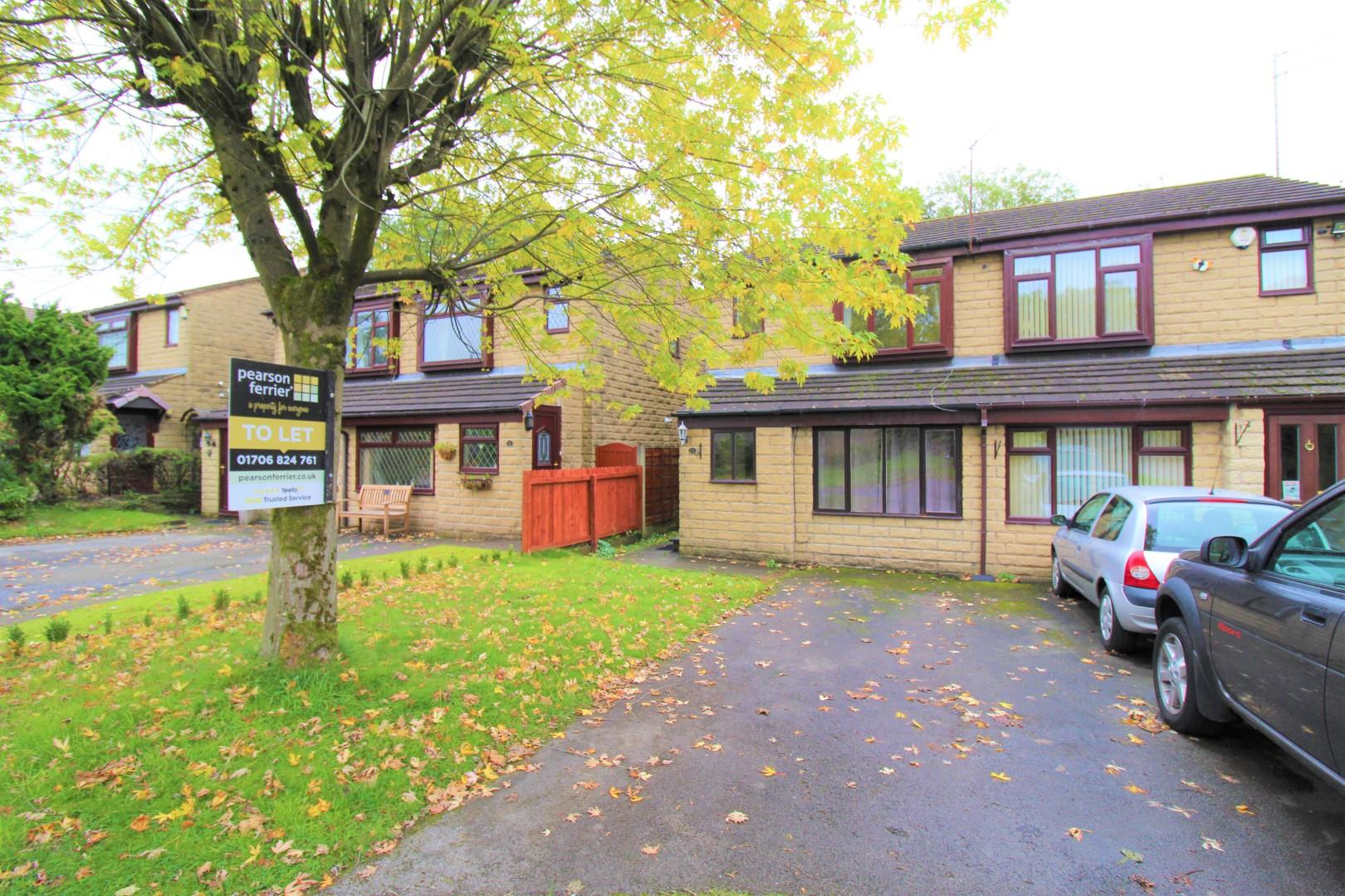 Ascot Close, Rochdale