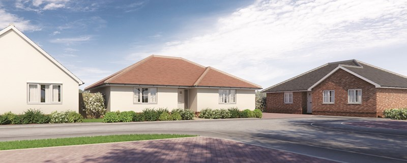 Springfield Meadows, Little Clacton, Clacton-On-Sea, Essex, CO16