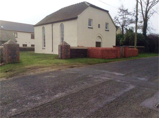 Capel Sion (Sion Chapel), Chapel Road, Dwrbach, Scleddau, Fishguard, Pembrokeshire