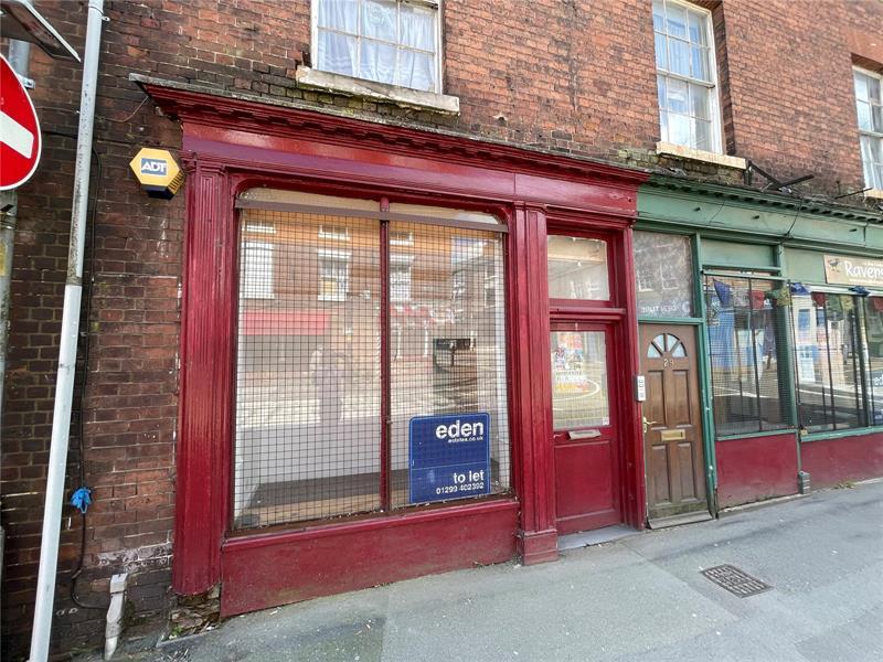 York Street, Stourport-On-Severn, Worcestershire, DY13