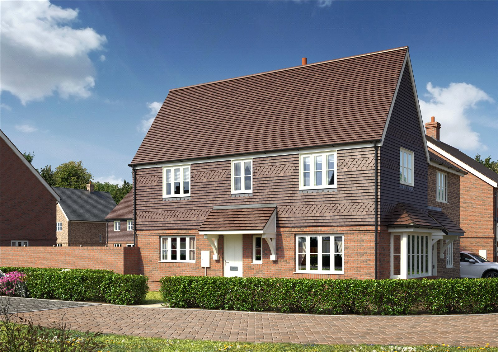 Ambersey Green, Amberstone Road, Hailsham, East Sussex, BN27
