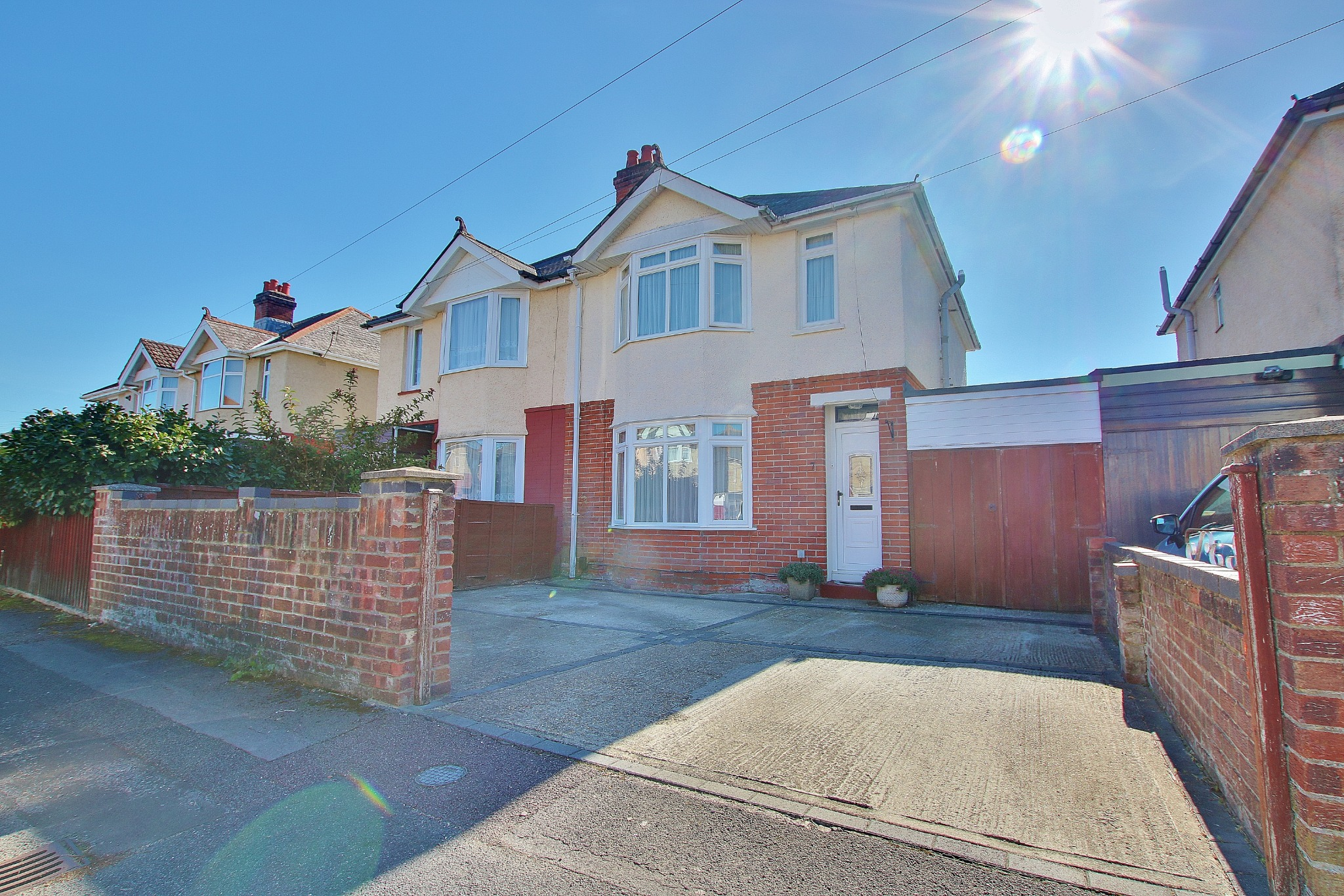 Lancaster Road, Maybush, Southampton