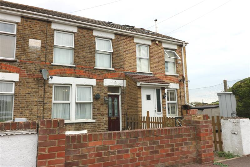 George Street, Shoeburyness, Southend-on-Sea, Essex, SS3
