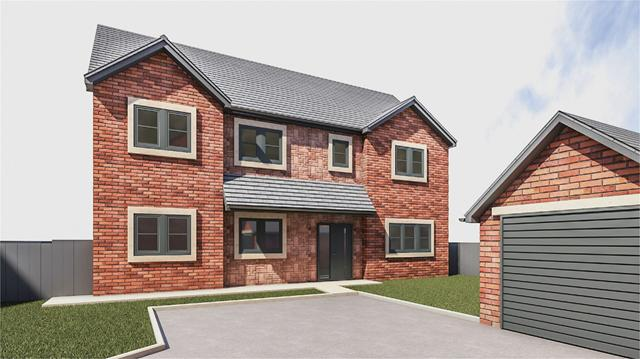 Plot 2 Kates Beck, Parkett Hill, Scotby, Carlisle, Cumbria