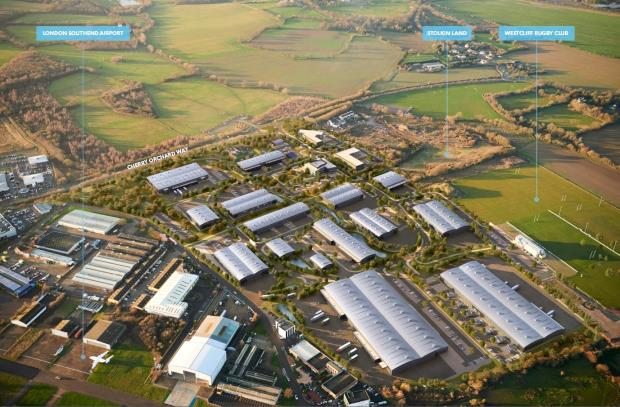 Airport Business Park, Cherry Orchard Way, Southend, Essex, SS2