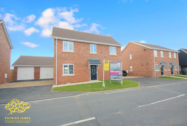 Plot Five, Harwich Road, Manningtree, CO11