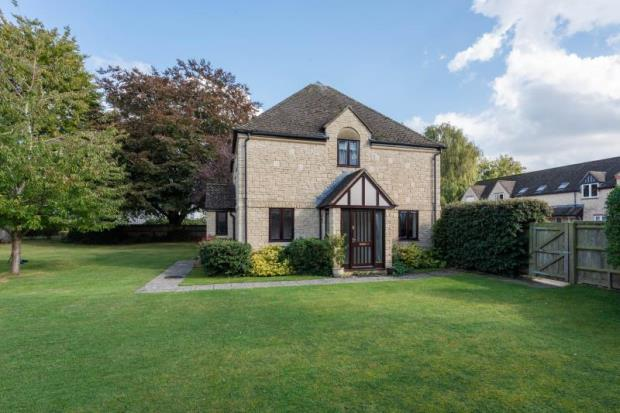 Beechgate, Witney, Oxfordshire