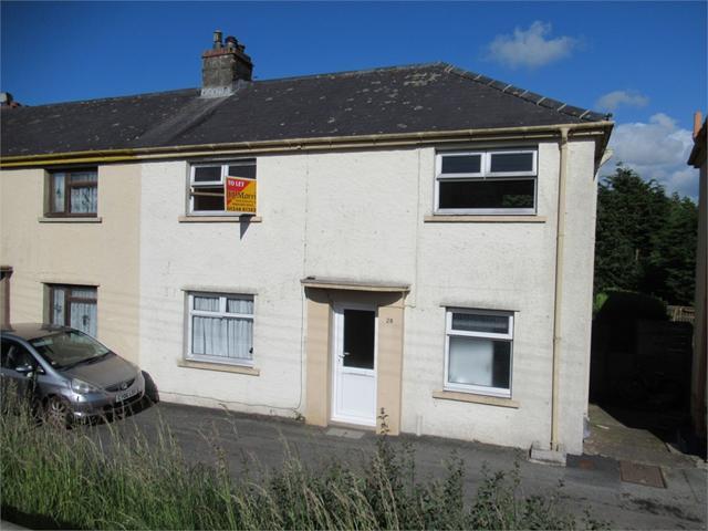 28 Heol Y Felin, Dyffryn, Goodwick, Pembrokeshire