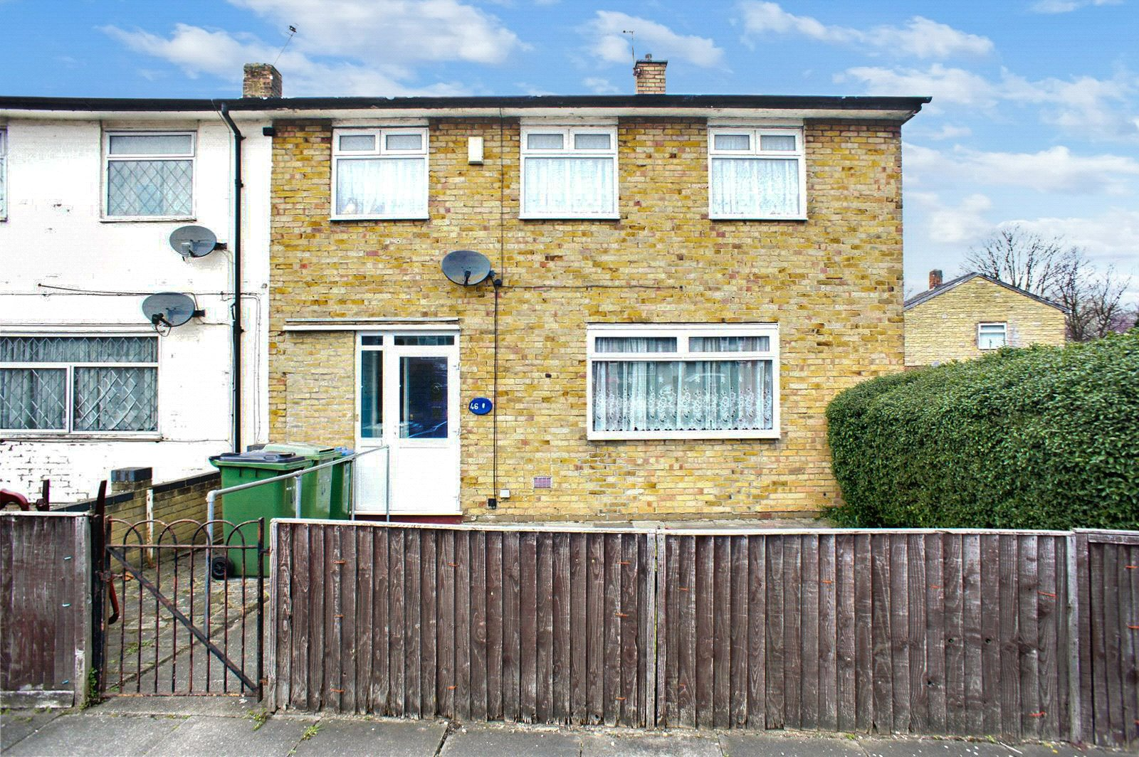 Eynsham Drive, Abbey Wood, SE2