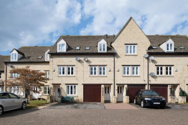 Grangers Place, Witney, Oxfordshire