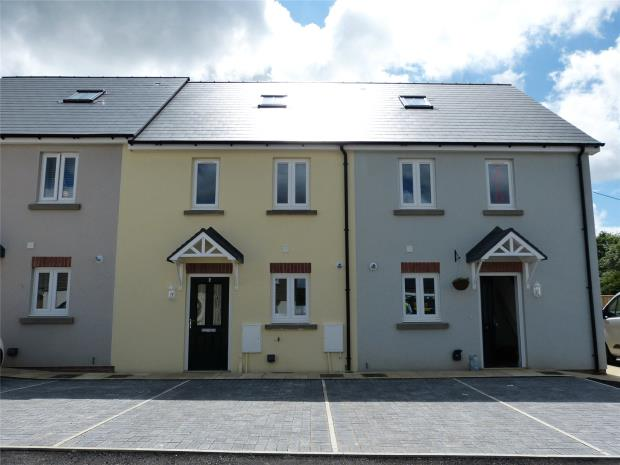 2 Maes Yr Orsaf (The Wiston), Plot 2, Station Road, Narberth
