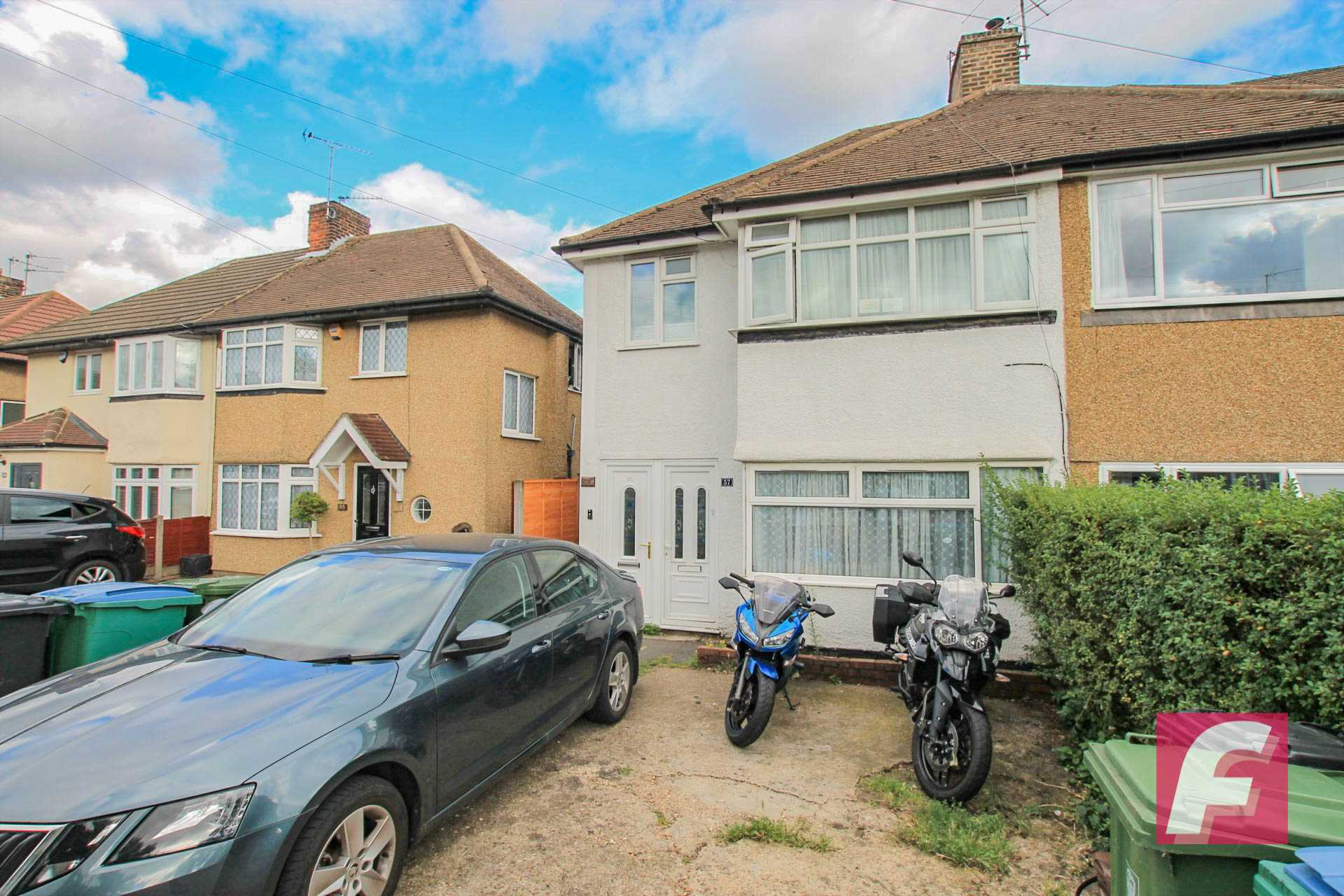 Devon Road, Watford, WD24