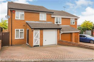 Whimbrel Grove, Kidderminster, DY10