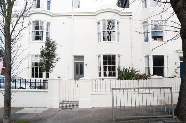 Upper North Street, Brighton, East Sussex