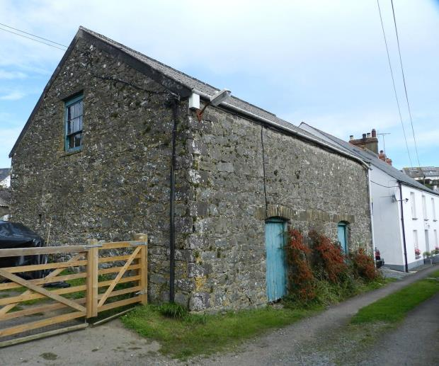 The Chapel, Chapel Lane, Solva, Haverfordwest