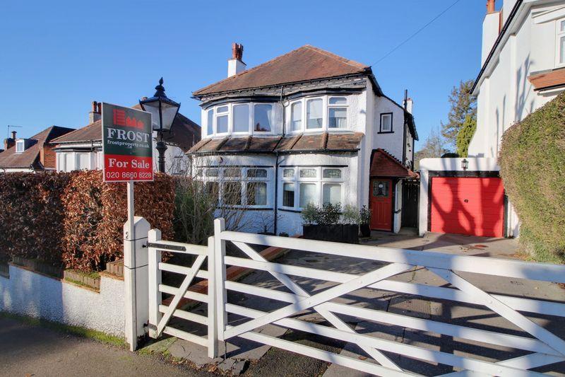 Burcott Road, Purley