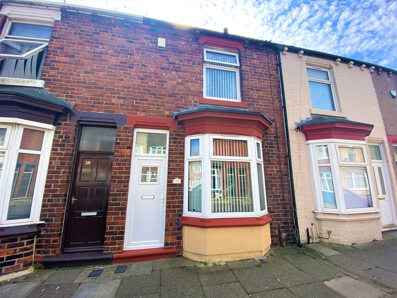 Norcliffe Street, Middlesbrough, North Yorkshire, TS3