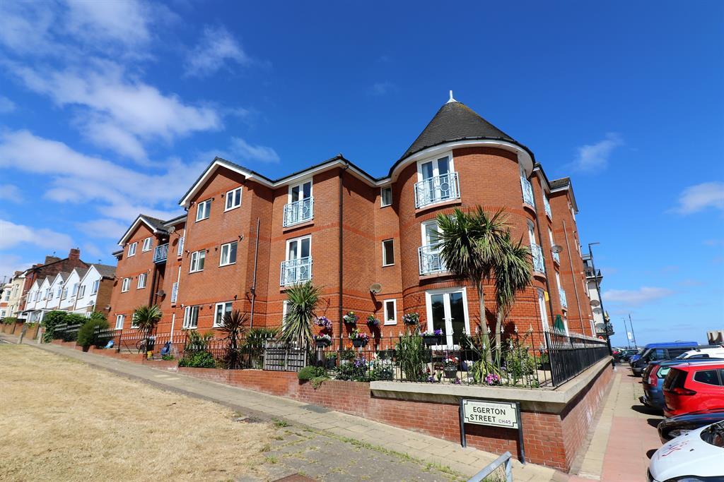 Watersedge Apartments, Tower Promenade, Wallasey, CH45 2PP
