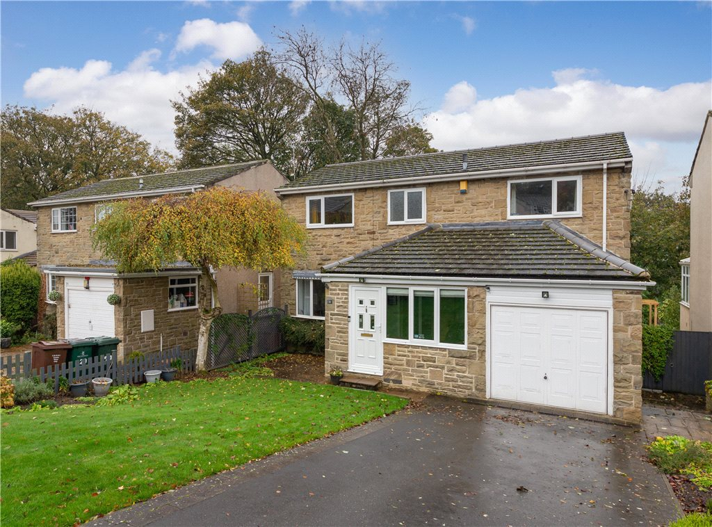 Oakwood Drive, Bingley