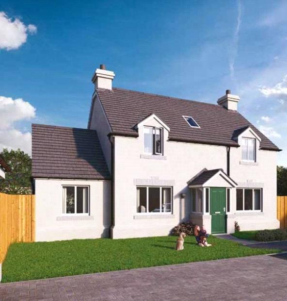 Plot 8 The Grove, Land South Of Kilvelgy Park, Kilgetty, Pembrokeshire