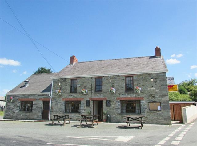 The Bont, Llanglydwen, Whitland, Carmarthenshire
