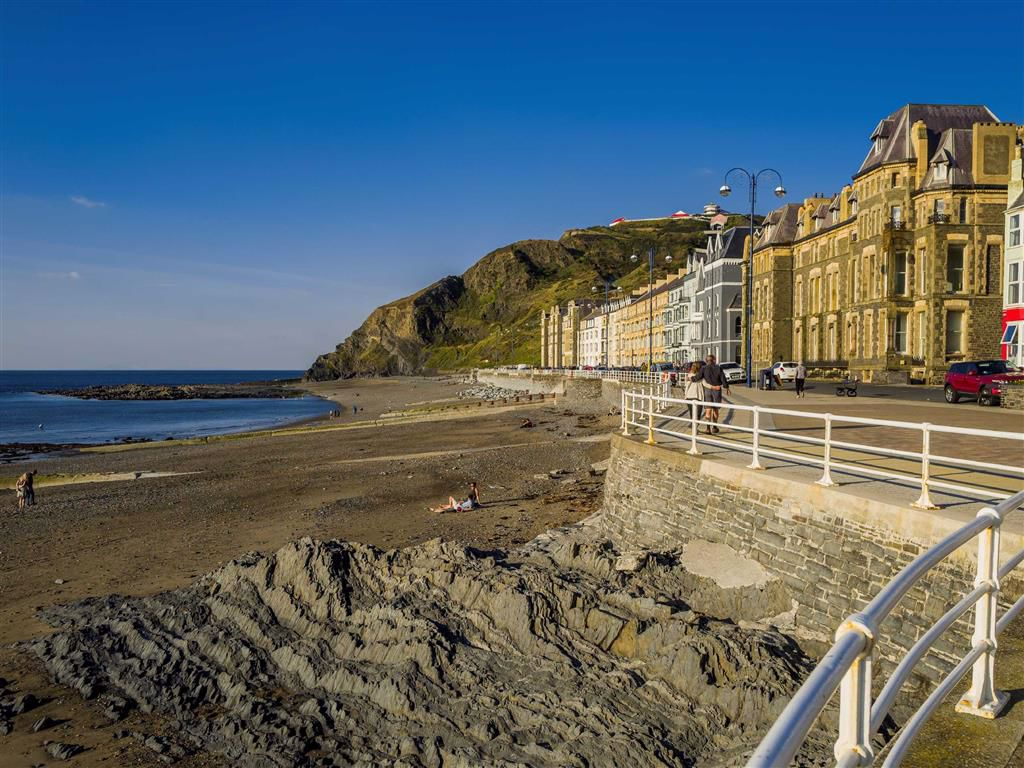 The Queens Apartments, Marine Terrace, Aberystwyth