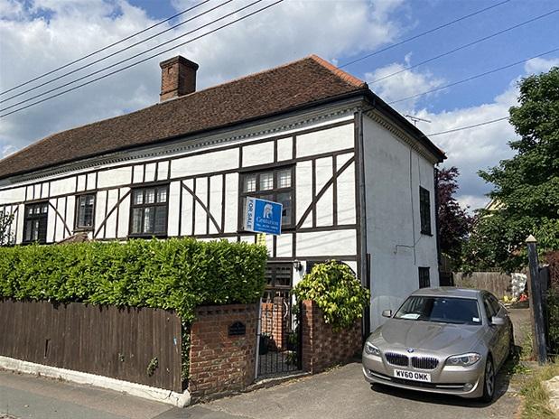 Swan Street, Sible Hedingham, Halstead