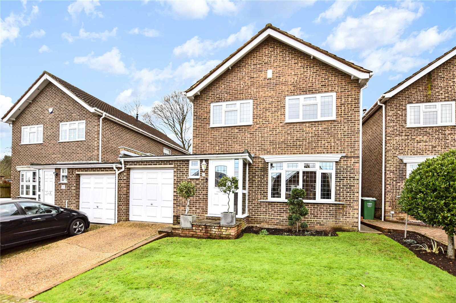 Monterey Close, Bexley, Kent, DA5