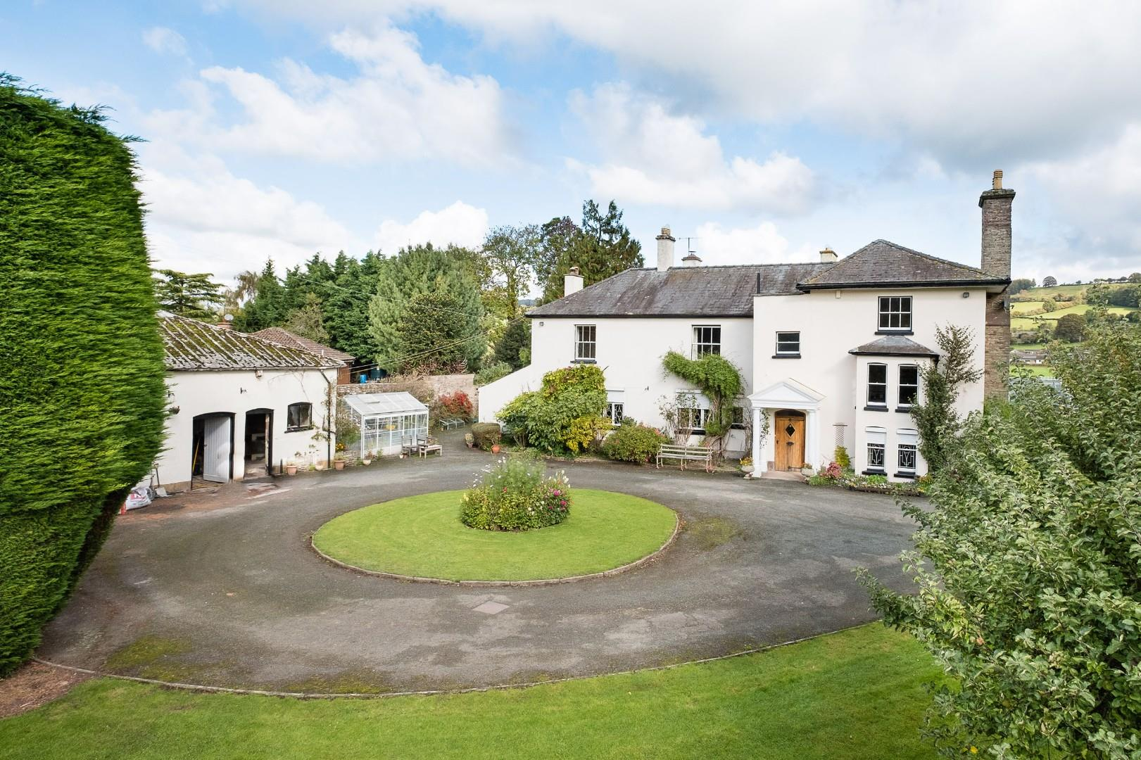Peterchurch, Herefordshire - 1.28 acres