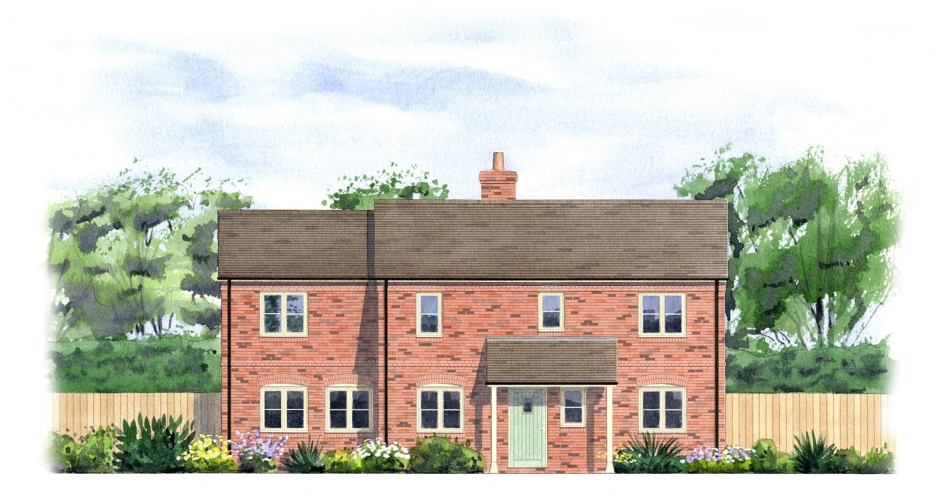 (Plot 6) 1 Peachley Court Close, Peachley Lane, Lower Broadheath, Worcestershire, WR2 6SA