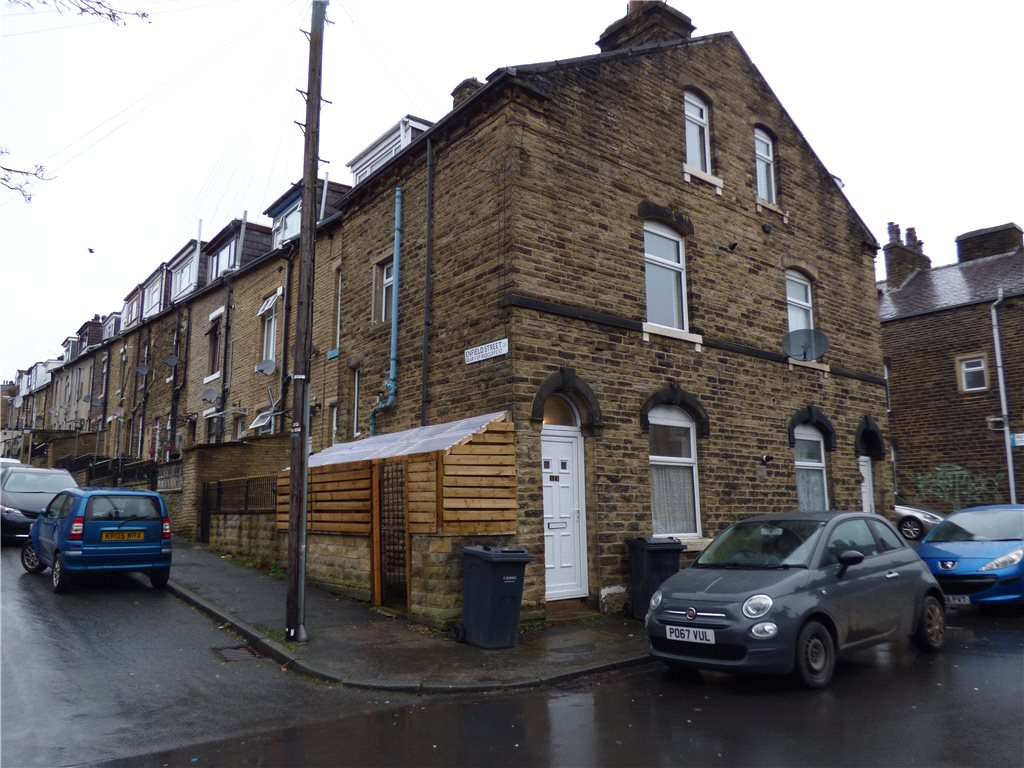 Eagle Street, Keighley, West Yorkshire