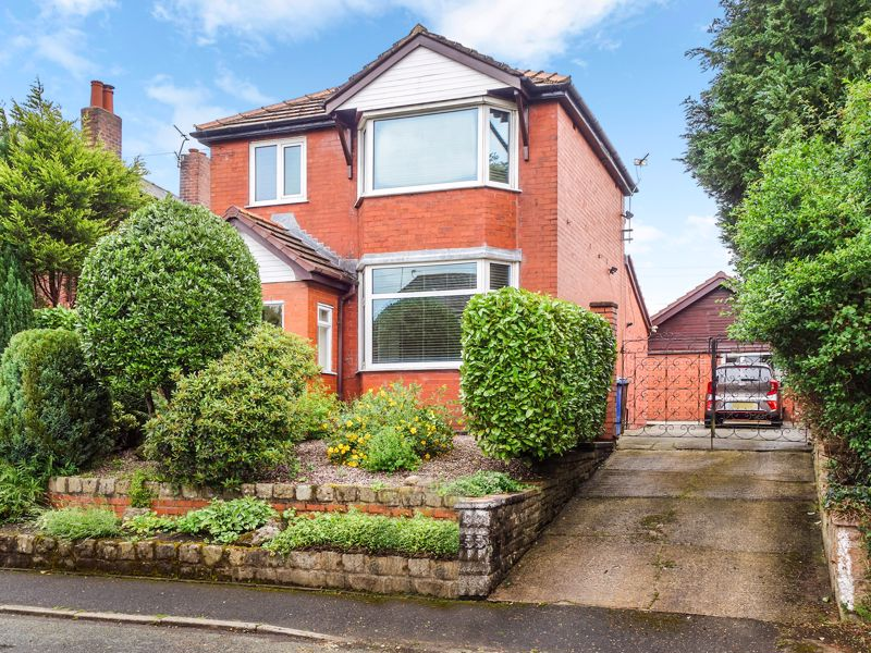 Extended Detached With Granny Annexe - Ringley Road West, Radcliffe