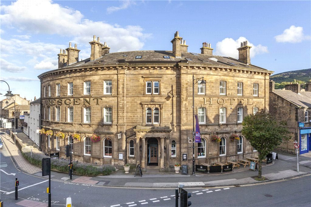 The Crescent Apartments, Crescent Court, Ilkley, West Yorkshire