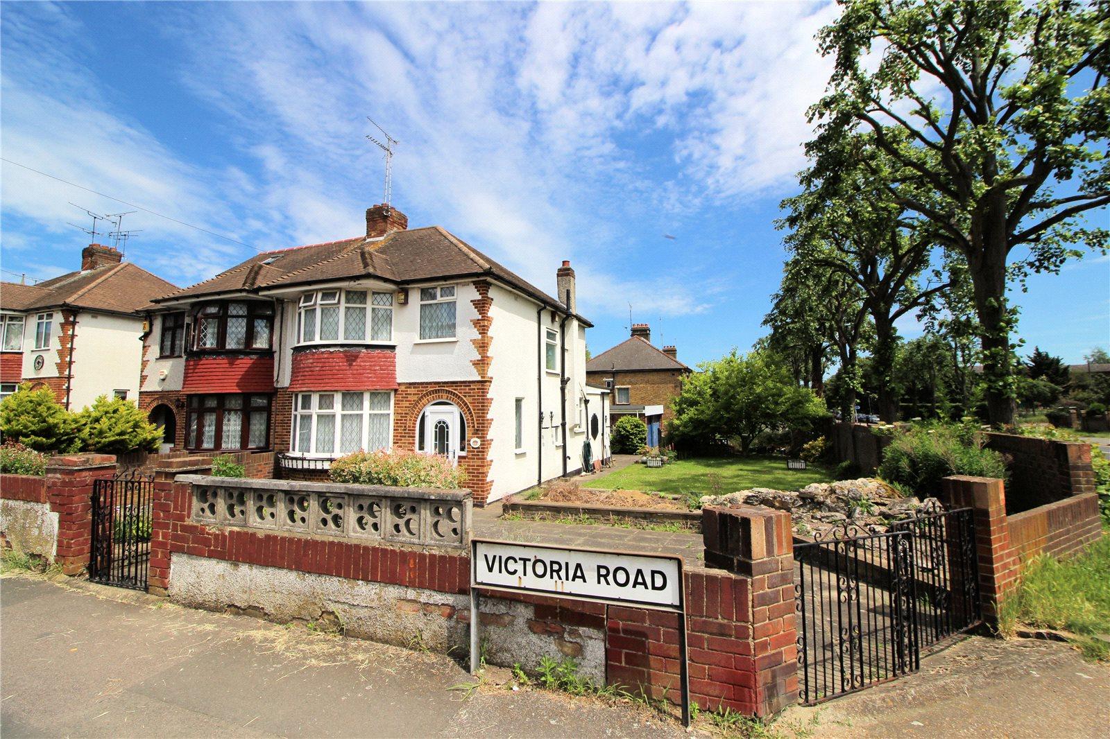 Victoria Road, Erith, Kent, DA8