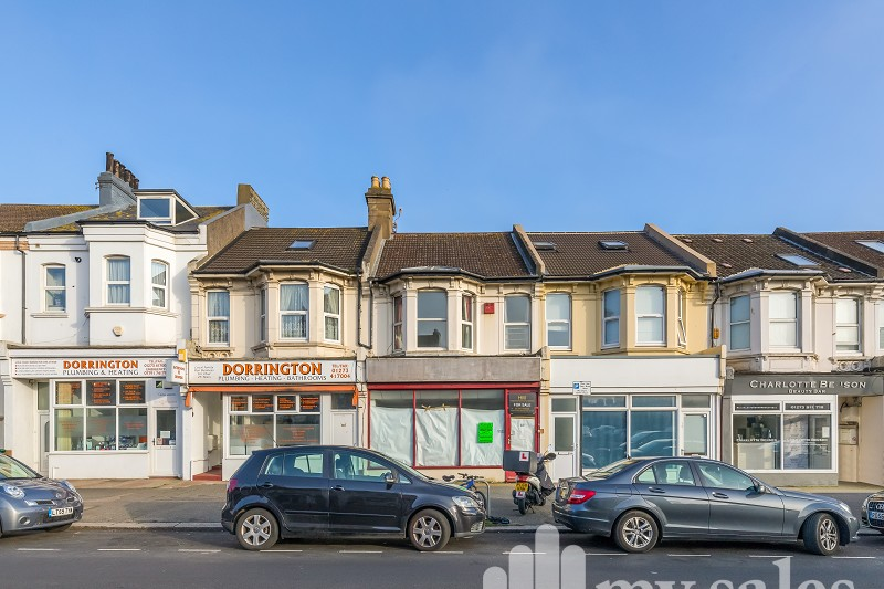 Boundary Road, Hove, East Sussex.
