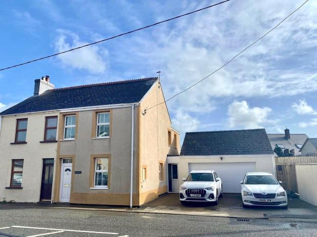 New House, Tiers Cross, Haverfordwest, Pembrokeshire