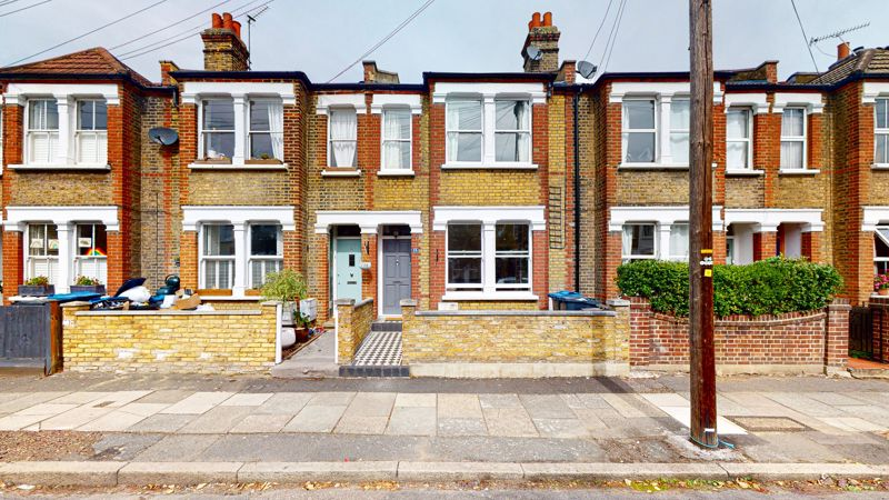 Tennyson Road, Sw19 (guide Price £700,000 To £745,000)