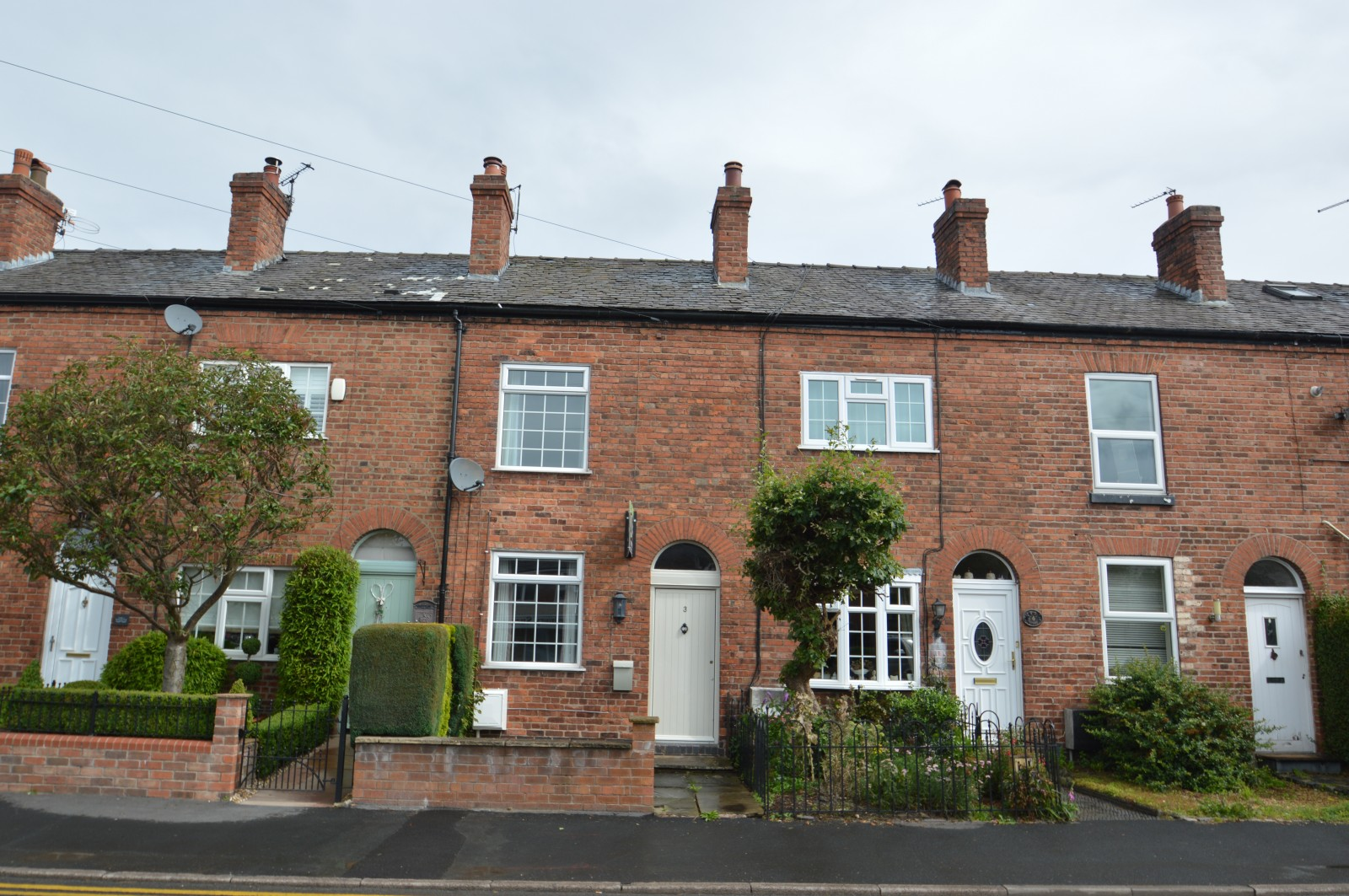 Greenwood Terrace, Town Lane, Mobberley